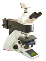 Semiautomatic fluorescence microscope DM4000B